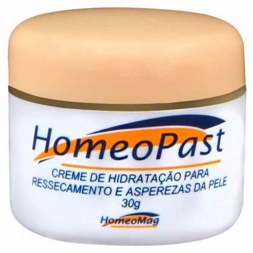 Creme Homeopast Para Rachaduras e Fissuras da Pele e Hidratante Homeomag 30g 1