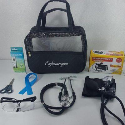 Kit de Enfermagem Luxo Completo