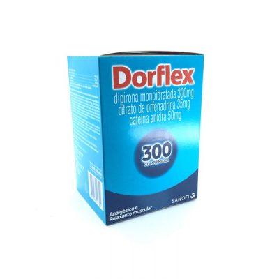 Dorflex 300 comprimidos