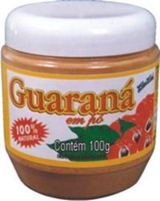 Guaraná em Pó Ziin Ziin 100 g