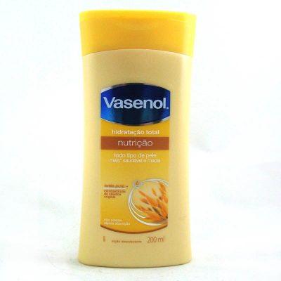 Loção Hidratante Vasenol Nutrição Total 200 ml