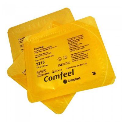 Curativo Hidrocolóide 10x10cm Estéril Comfeel Coloplast