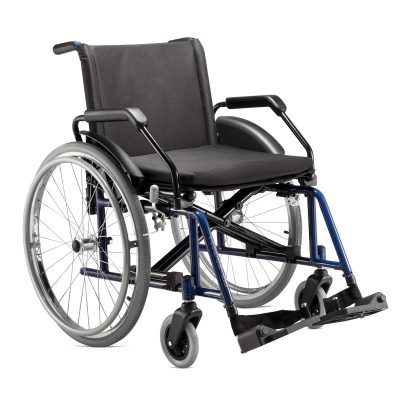 Cadeira de Rodas Poty até 120kg - Baxmann & Jaguaribe
