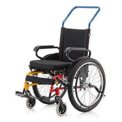 Cadeira de Rodas Infantil Cantu - Baxmann & Jaguaribe