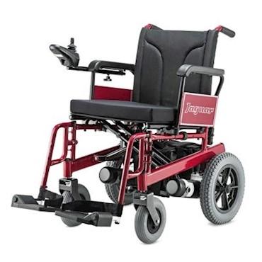 Cadeira de Rodas Motorizada Jaguar - Baxmann & Jaguaribe