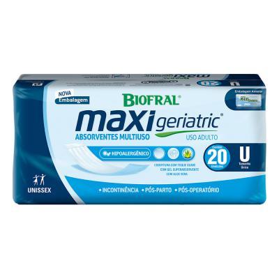 Absorvente Maxi Geriatric Biofral