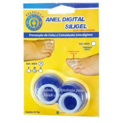 Anel Digital Siligel