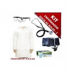 Kit Enfermagem Volta as Aulas 1