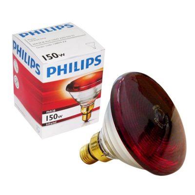 Lâmpada Infravermelho Philips Para Fisioterapia