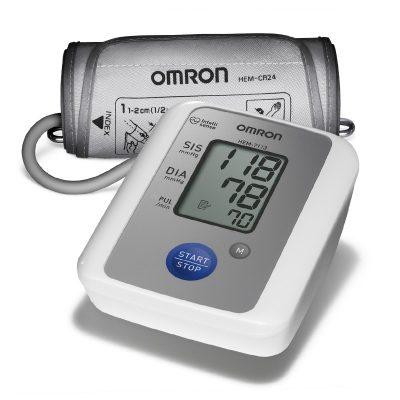 Aparelho e Monitor de Pressão - Omron