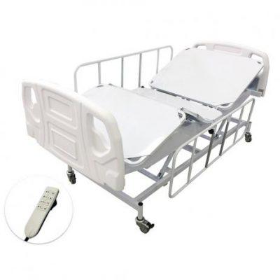 Cama Hospitalar Fawler Motorizada Tubular Semi Luxo
