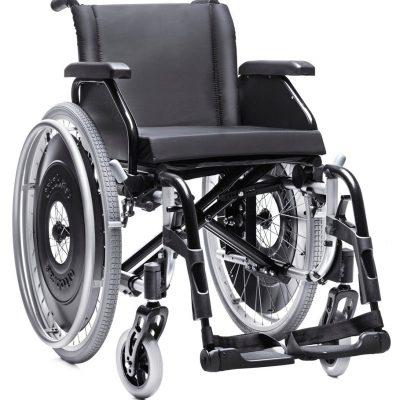 Cadeira De Rodas K2 Super Luxo - Ortobras