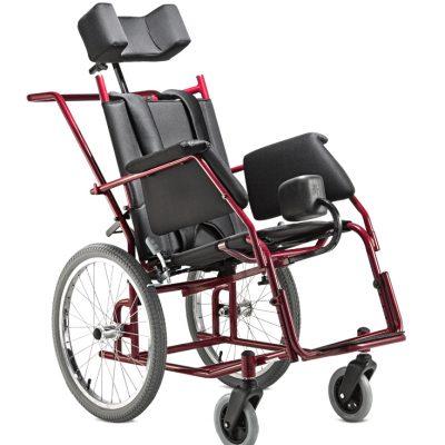 Cadeira De Rodas Carrinho Star Adulto - Baxmann & Jaguaribe