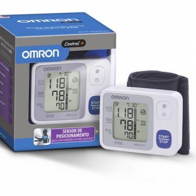 Monitor de Pressão Arterial Automático de Pulso Control (HEM-6131LA)