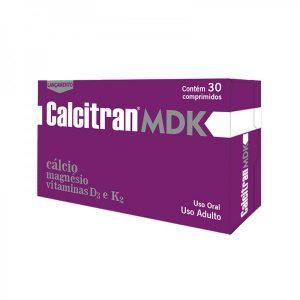 Calcitran MDK com 30