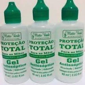 Álcool em Gel 70% kit co...