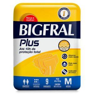 Fralda BIGFRAL Plus