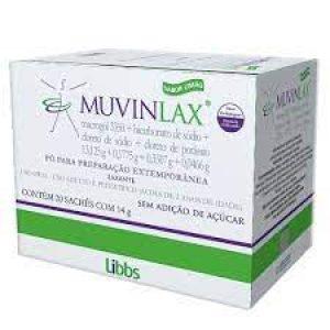 Muvinlax 20 Sachês com 1...